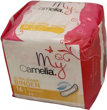 Camelia Ultra Normal 16er Pack
