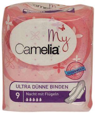 Camelia Ultra Nacht 10er Pack – Bild 2