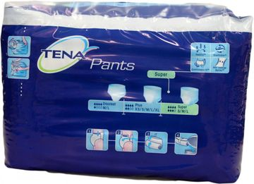 TENA Pants Super Medium 12er Pack – Bild 4