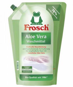 Frosch Aloe Vera Waschmittel Beutel 2L