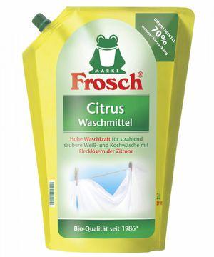 Frosch Waschmittel Citrus 1,8L – Bild 1