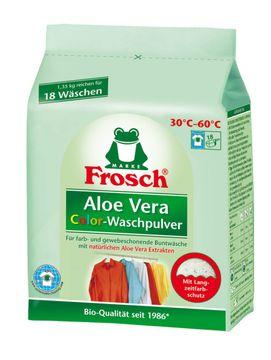 Frosch Color Waschpulver 18 Wäschen 1,35kg – Bild 1