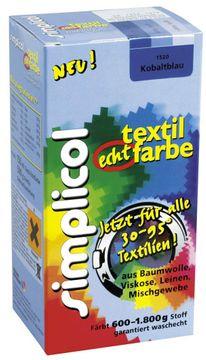 SIMPLICOL flüssig Textil-Echtfarbe Kobaltblau