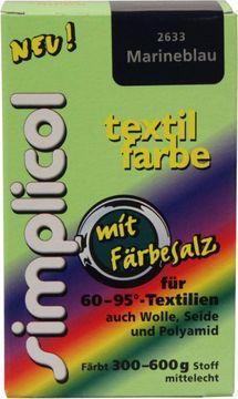 SIMPLICOL Textilfarbe Marineblau 150g – Bild 1