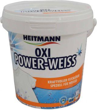 Heitmann OXI Power-Weiss 750g – Bild 1