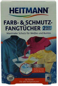 Heitmann Farb- und Schmutzfangtücher 20 Stück – Bild 1