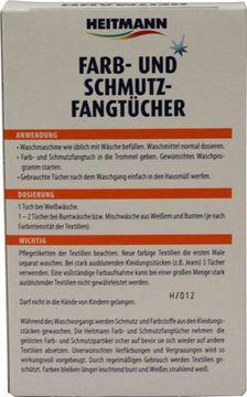 Heitmann Farb- und Schmutzfangtücher 20 Stück – Bild 4