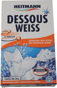 Heitmann Dessous Weiss 200g