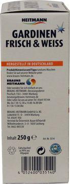 Heitmann Gardinen Frisch & Weiss 5 x 50g – Bild 3
