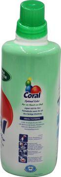 Coral Optimal Color 20 Wäschen 1,4L – Bild 2