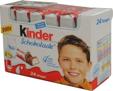 Ferrero Kinder Schokolade 300g – Bild 2