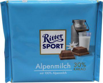 Ritter Sport Alpenmilch 250g – Bild 1
