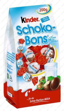 Ferrero Schoko Bons 200g – Bild 1