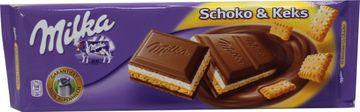 Milka Schoko + Keks 300g – Bild 2