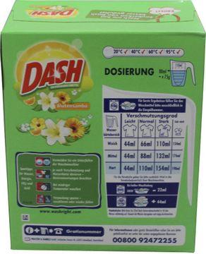 DASH Blütensamba Compact 18 Wäschen – Bild 3