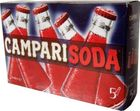 Campari Soda 10% Vol. 0,01L 5er Pack  001