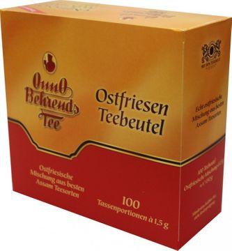 ONNO Behrends Ostfriesen Tee 100 Beutel – Bild 1