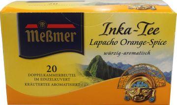Messmer INKA Lapacho Tee 20 Beutel – Bild 1