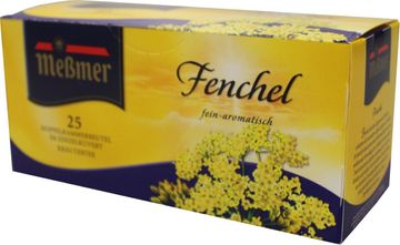 Messmer Fenchel 25 Beutel – Bild 1