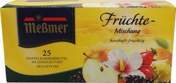 Messmer Früchte Tee 25 Beutel – Bild 1