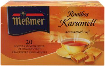 Messmer Rooibos-Karamell Tee 20 Beutel – Bild 1