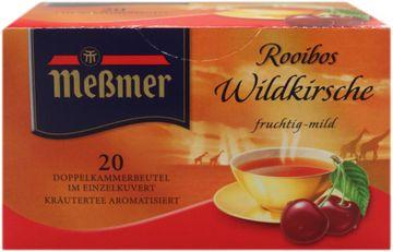 Messmer Rooibos Kirsche 20 Beutel – Bild 1