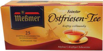 Messmer Feinster Ostfriesen-Tee 25 Beutel – Bild 1