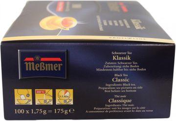 Messmer Tee Klassik 100 Beutel – Bild 3
