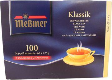 Messmer Tee Klassik 100 Beutel