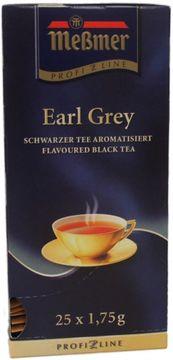 Messmer Profi Line Earl Grey 25 Beutel – Bild 1