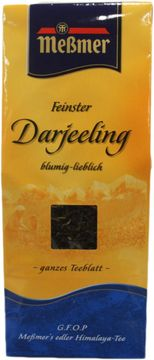 Messmer Darjeeling 150g