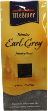 Messmer Earl Grey 150g – Bild 1