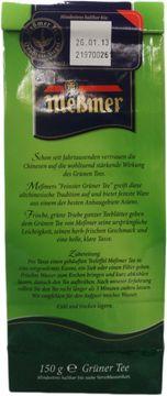 Messmer Grüner Tee 150g – Bild 4