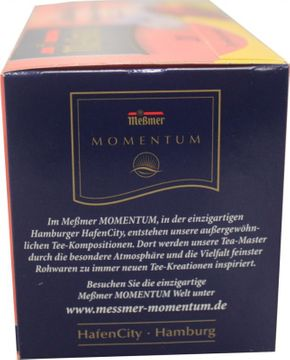 Messmer Cataluna Tee 20 Beutel – Bild 4