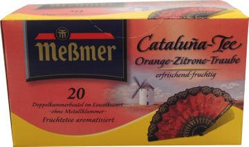Messmer Cataluna Tee 20 Beutel – Bild 1
