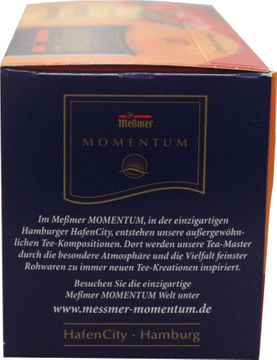 Messmer Tee Holunder-Kirsche 20 Beutel – Bild 4