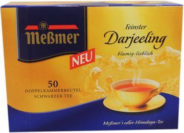 Messmer Darjeeling Tee 50 Beutel – Bild 1