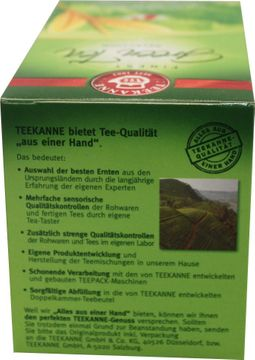 Teekanne Finest Green Tea Selection 20 Beutel – Bild 3