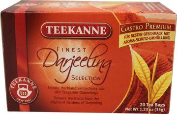 Teekanne Finest Darjeeling Selection 20 Beutel – Bild 1
