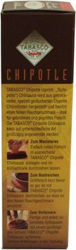 Tabasco Pfeffersauce Chipolte 140ml – Bild 4