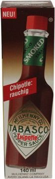 Tabasco Pfeffersauce Chipolte 140ml