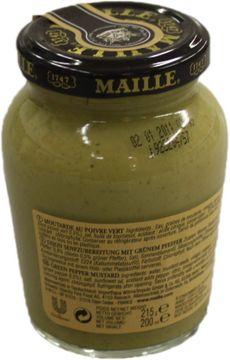 Maille Dijon Senf Grüner Pfeffer 200ml – Bild 3