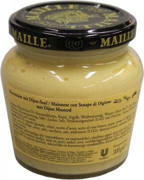 Maille Mayonnaise + Dijon Senf 200ml – Bild 3