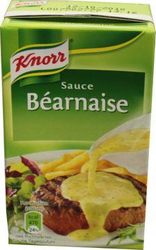 Knorr Sauce Bearnaise 250ml – Bild 1