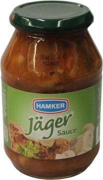 Hamker Jägersauce 500ml – Bild 1