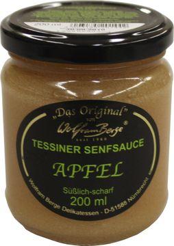 Tessiner Apfel Senfsauce 200ml