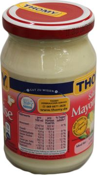 Thomy Salatmayonnaise 50% 250ml – Bild 2