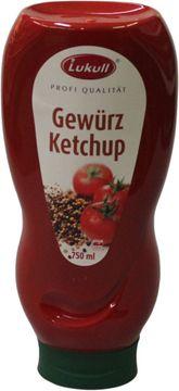 Lukull Profi Gewürz Ketchup 750ml – Bild 1