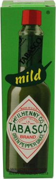 Tabasco Green Pepper Mild 57ml – Bild 1
