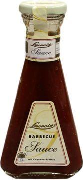 Lacroix Barbecuesauce mit Cayennepfeffer 200ml – Bild 1